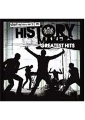 Delirious - History Makers (Greatest Hits) (Music CD)