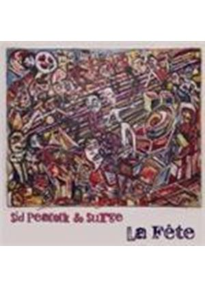 Sid Peacock - La Fete (Music CD)