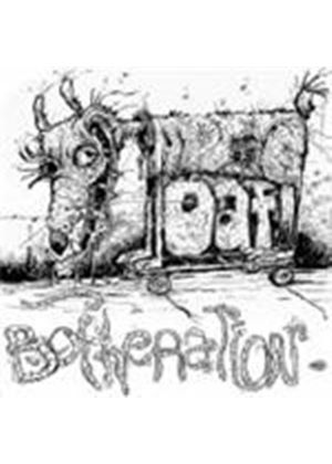 OAF - Botheration (Music CD)
