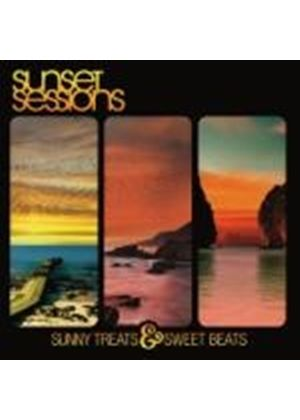 Various Artists - Sunset Sessions: Sunny Treats & Sweet Beats (3 CD) (Music CD)