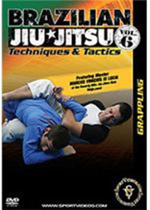 Brazilian Jiu Jitsu - Grappling