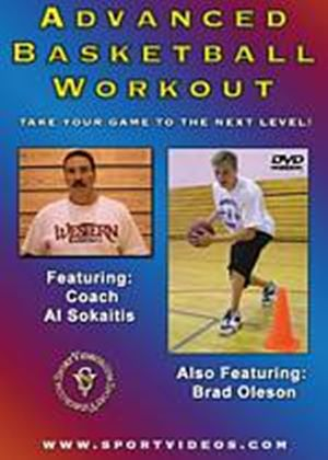 Advanced High School Basketball - Workout