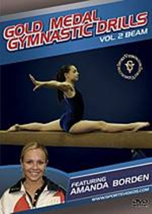 Gold Medal Gymnastic Drills - Vol 2 Beam