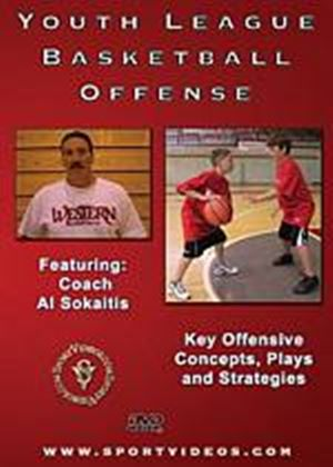 Youth League Basketball Offence