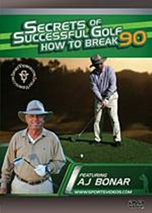 Secrets Of Successful Golf  How To Break 90 (DVD)