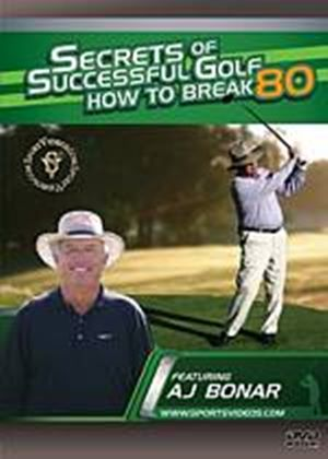 Secrets Of Successful Golf  How To Break 80 (DVD)