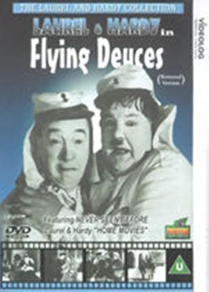 Laurel & Hardy-Flying Deuces