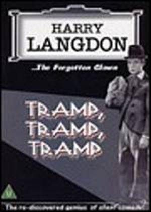Tramp, Tramp, Tramp - Harry Langdon (Silent)