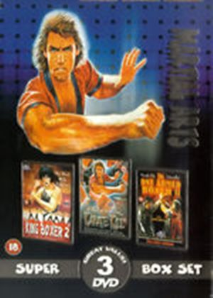 Martial Arts Super Box Set (Three Discs)