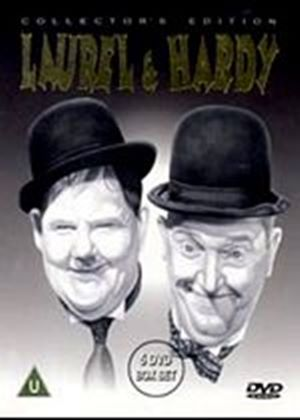 Laurel And Hardy - Collectors Edition (Box Set) (Five Discs)