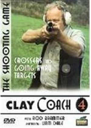 Clay Coach 4 - Crossers And Going Away Targets