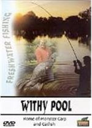 Withy Pool - Home Of Monster Carp And Catfish