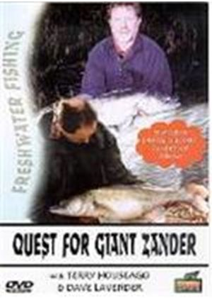 Quest For Giant Zander With Terry Houseago And Dave Lavender