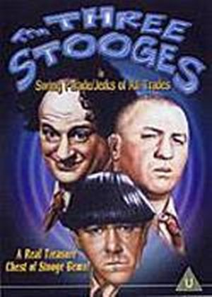 Three Stooges, The - Swing Parade / Jerks Of All Trades