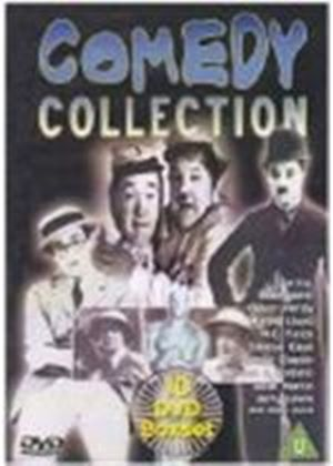 The Comedy Collection (10 Disc Box Set)