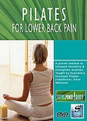 Pilates For Lower Back Pain