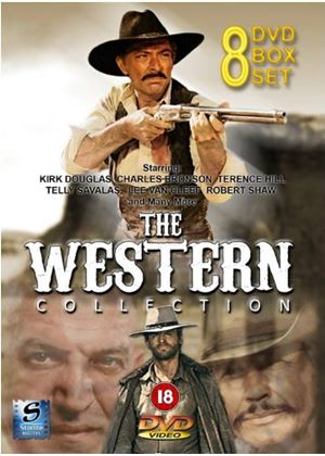 Western Collection (Captain Apache, Chino, Town Called Hell, Big Trees, Boot Hill, Blood Money, Lone Ranger)