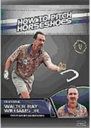 How To Pitch Horseshoes (DVD)