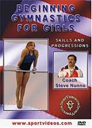 Beginning Gymnastics For Girls - Skills And Progressions