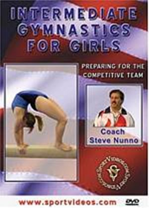 Intermediate Gymnastics For Girls - Preparing For The Competitive Team