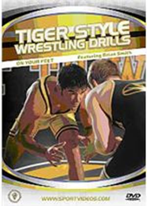 Tiger Style Wrestling Drills - On Your Feet