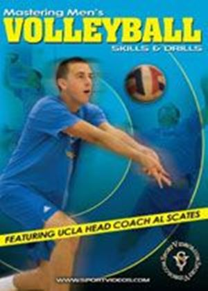 Mastering Men's Volleyball - Skills And Drills