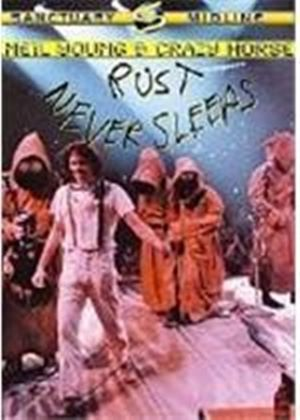Neil Young & Crazy Horse: Rust Never Sleeps (Music DVD)