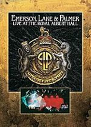 Emerson Lake And Palmer Live At The Royal Albert Hall