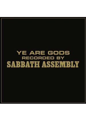 Sabbath Assembly - Ye Are Gods (Music CD)