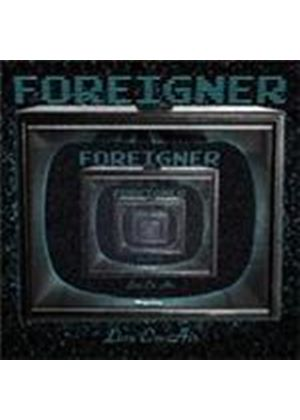 Foreigner - Live On Air (Music CD)