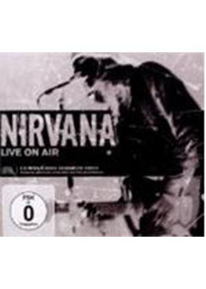 Nirvana - Live On Air (Music CD)