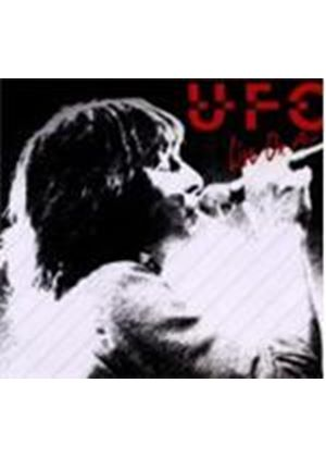 UFO - Live On Air (Music CD)
