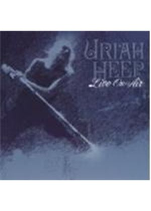 Uriah Heep - Live On Air (Music CD)