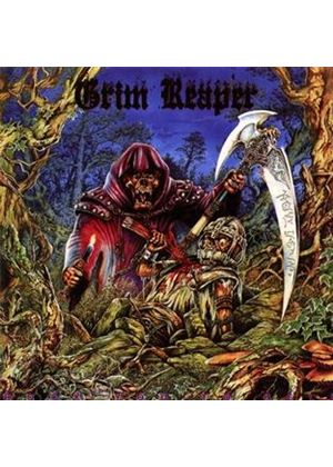 Grim Reaper - Rock You To Hell (Music CD)