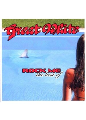 Great White - Rock Me (The Best of Great White) (Music CD)