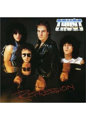 Trust - Repression (Music CD)
