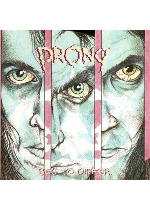 Prong - Beg To Differ (Music CD)