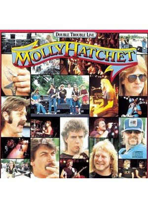 Molly Hatchet - Double Trouble Live (Live Recording) (Music CD)