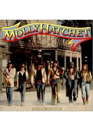 Molly Hatchet - No Guts...No Glory (Music CD)