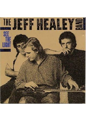 Jeff Healey - See the Light (Music CD)