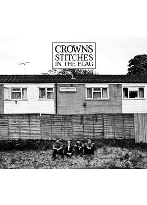 Crowns - Stitches in the Flag (Music CD)