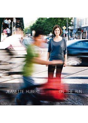 Jeanette Hubert - On the Run (Music CD)