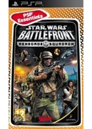 Star Wars Battlefront Renegade Squadron - Essentials (PSP)