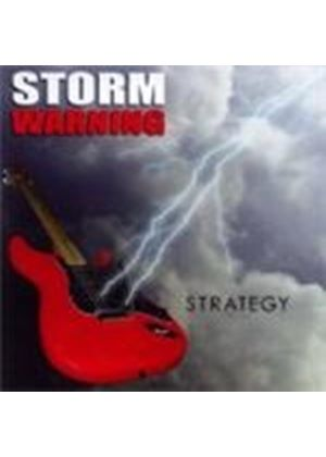 Storm Warning - Strategy (Music CD)