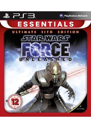 Star Wars: The Force Unleashed - Sith Edition - Essentials (PS3)