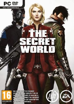 The Secret World (PC DVD)