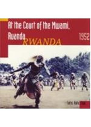 Various Artists - Rwanda - Field Recordings (At The Court Of The Mwami) (Music CD)