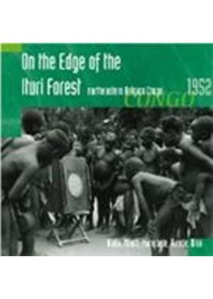 Various Artists - Congo Pigmies - Field Recordings (Edge Of The Ituri Forest) (Music CD)