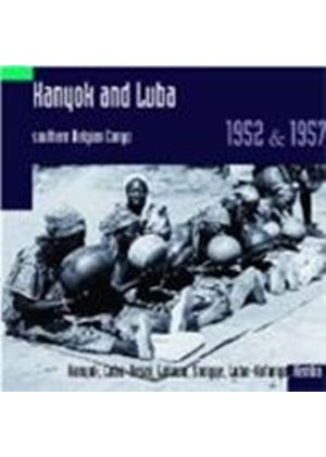 Various Artists - Congo - Kanyok And Luba 1952 (Music CD)