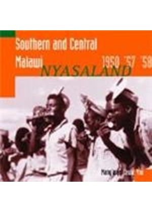 Various Artists - Malawi - Southern And Central Malawi (Nsayaland) (Music CD)